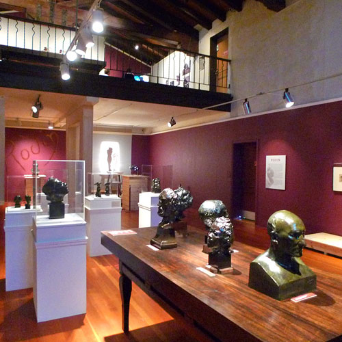Exhibition Design. Auguste Rodin. USA, Europe, Mexico. CONCEPTS, DESIGN, PRODUCTION. INSTALLATION, PROGRAMMING.
