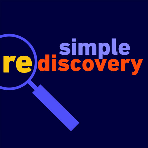Podcast. SimpleReDiscovery. iTunes, Public Radio Exchange. PRODUCTION, WRITING, DISTRIBUTION